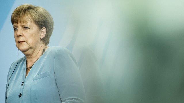 Bundeskanzlerin Merkel trifft libanesischen Ministerpraesidenten