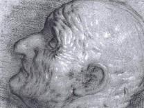 Eine der Zeichnungen, die zwei Kunsthistoriker Caravaggio zuschreiben