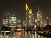 Skyline Frankfurt am Main, Banken, Foto: dpa