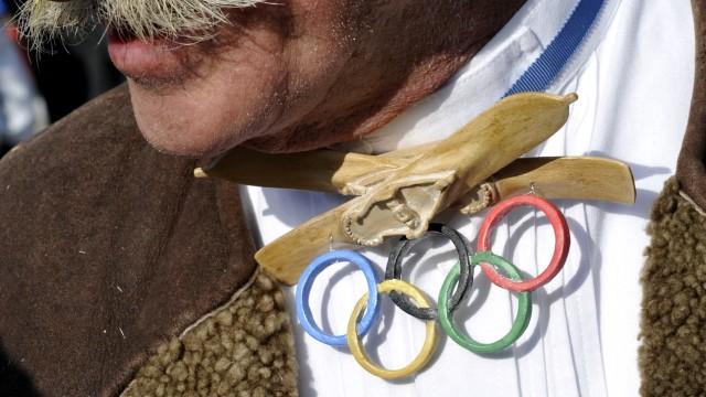 IOC-Evaluierungskommission besichtigt Garmisch-Partenkirchen