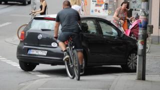 Fahrrad, Unfall, Fahrradunfall