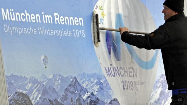 Chancen auf neue Olympiabewerbung Muenchens steigen