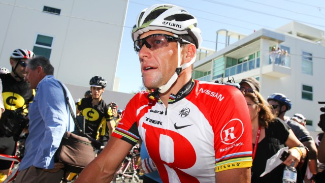 Radsport Dopingvorwürfe gegen Lance Armstrong