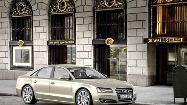 Audi A8 Weltpremiere Audi A8