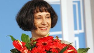 Olga Martynova, Gewinnerin des Ingeborg-Bachmann Preises 2012