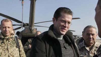 Karl-Theodor zu Guttenberg Stilkritik: Der Verteidigungsminister