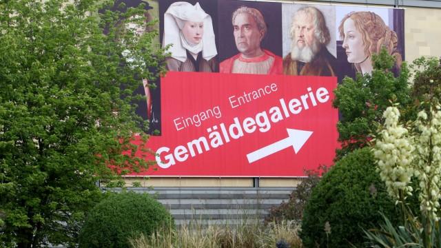 Gemaeldegalerie-Direktor dringt auf Erweiterungsbau