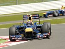 Formel 1 - GP Großbritannien