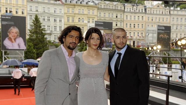 Orhan Yildirim, Lale Yavas und Yüsa Durak beim Festival Karlovy Vary