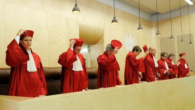 Bundesverfassungsgericht verhandelt ueber Leistungen fuer Asylbewerber