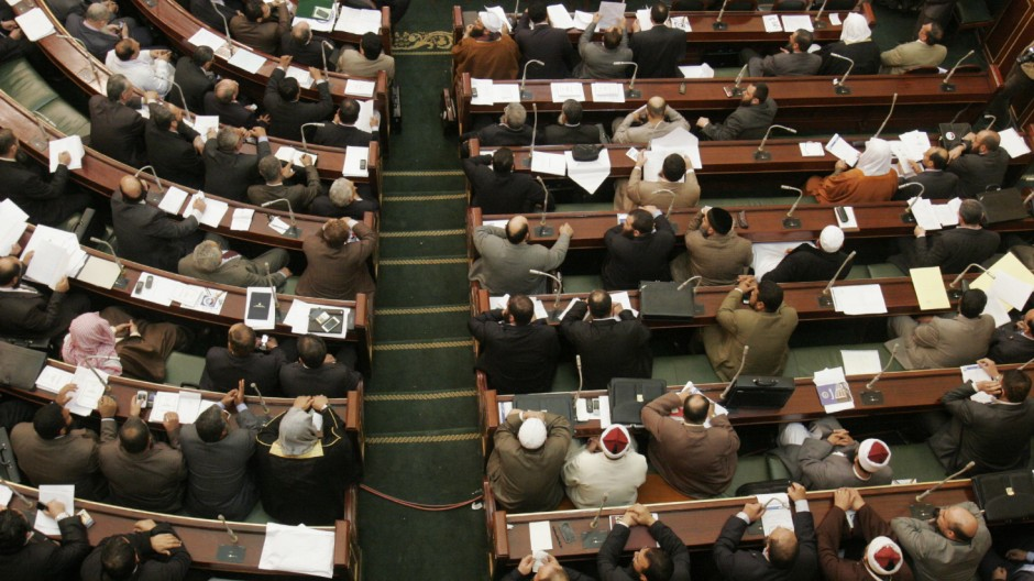 Ägypten nach Mubarak Krise in Ägypten