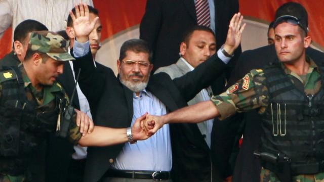 Mohammed Mursi Muslimbrüder Ägypten