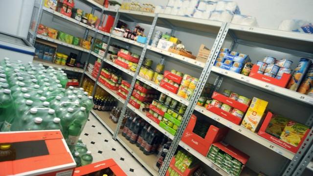 Asyl Lebensmittel für Asylbewerber