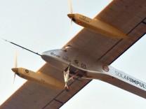 Solar Impulse, Solarflugzeug, Interkontinentalflug