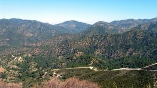 Zypern Troodos-Gebirge
