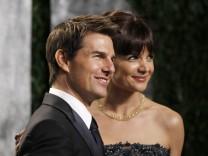 Tom Cruise und Katie Holmes unterzeichnen Scheidung
