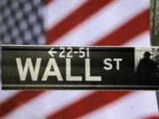 Straßenschild an der Wall Street, Foto: dpa