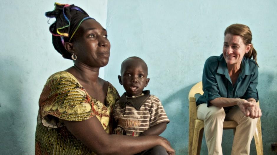 Gates-Stiftung Verhütungskampagne der Gates-Stiftung