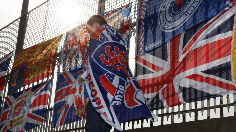 Glasgow Rangers laut britischen Medien vor dem Zwangsabstieg