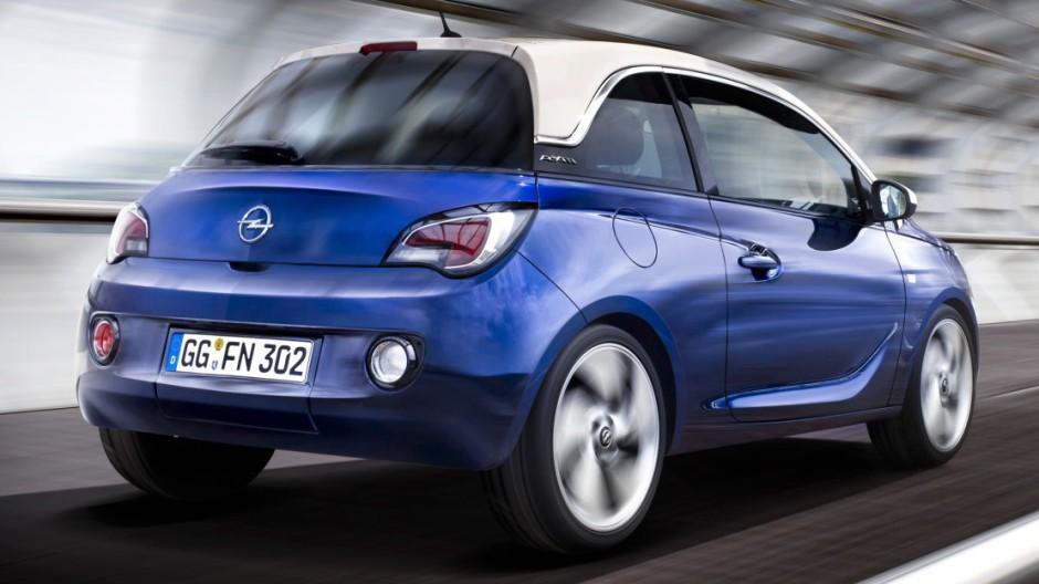 Opel Adam, Kleinwagen, Stadtwagen, Audi A1