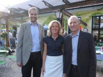 Grüne OB-Kandidaten bei Forum in München, 2012
