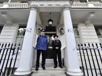 Eva Rausing in ihrem Haus in London tot aufgefunden