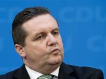 CDU-Pressekonferenz