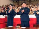 Kim Jong Un und die Pop-Sängerin