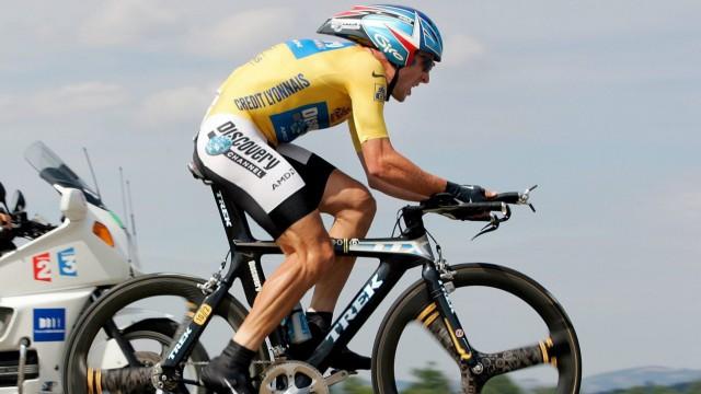 Tour de France  20. Etappe - Lance Armstrong