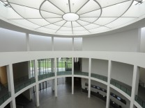 Rotunde in der Pinakothek der Moderne, 2011