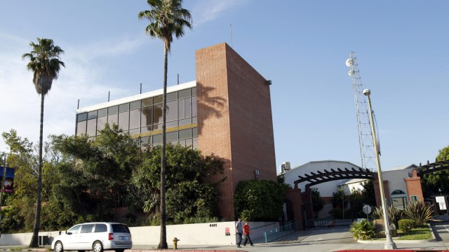 Scientology plant eigenen Fernsehsender