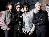 Rolling Stones 50 Jahre Tournee