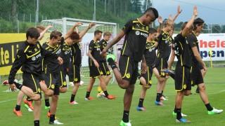 Trainingslager Borussia Dortmund