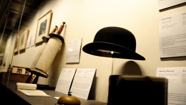 Ausstellung über jüdische Einwanderer