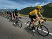 11th stage of Tour de France cycling race