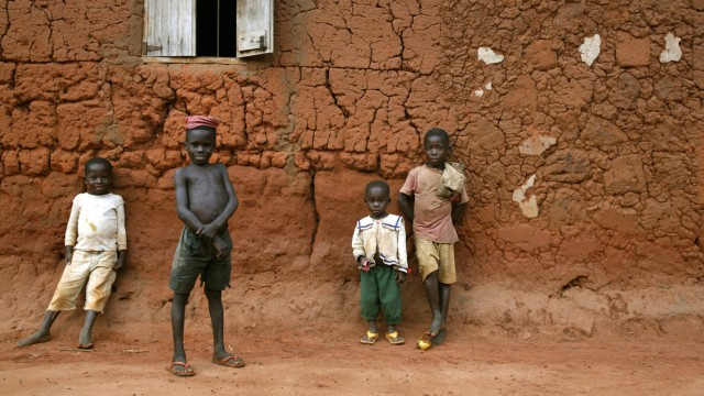 Korruption und Elend auch im Musterland Ghana