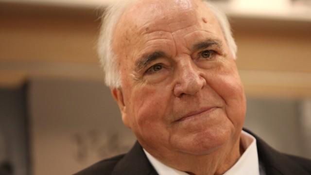 Helmut Kohl auf der Frankfurter Buchmesse 2010