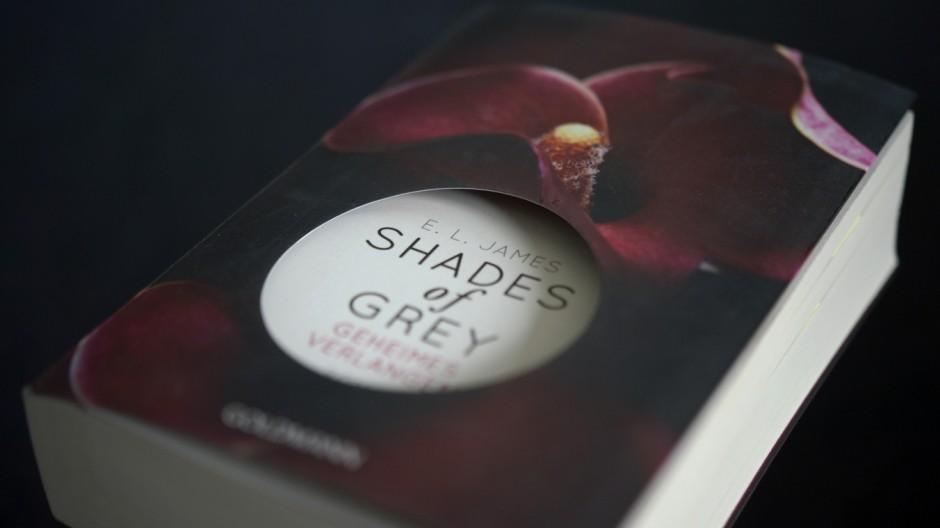 Erotikroman 'Shades of Grey'