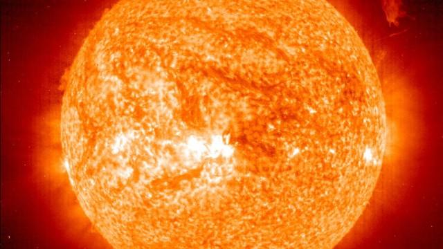 Experten erwarten Sonnensturm am Samstag