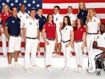 US-Politiker erzürnt über Olympia-Uniformen aus China