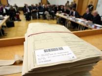 Prozessbeginn Leo Kirch gegen Deutsche Bank