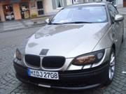 Erlkönig BMW 3er Coupé