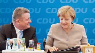CDU-Bundesvorstandssitzung