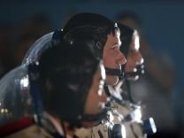 Mit den drei Raumfahrern Juri Malenchenko, Sunita Williams und Akihiko HoshideI ist die SS-Besatzung wieder vollständig
