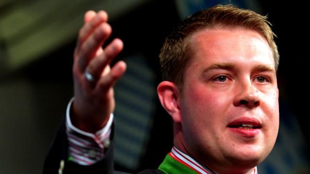 Michael Adam , SPD Buergermeister Bodenmais