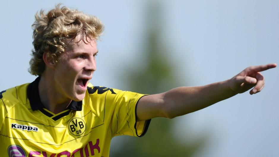 B-Juniors - Borussia Dortmund v Preussen Muenster