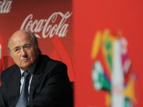 Fifa Sepp Blatter Coca Cola