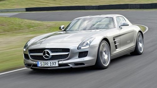 Mercedes Die Zukunft von Mercedes