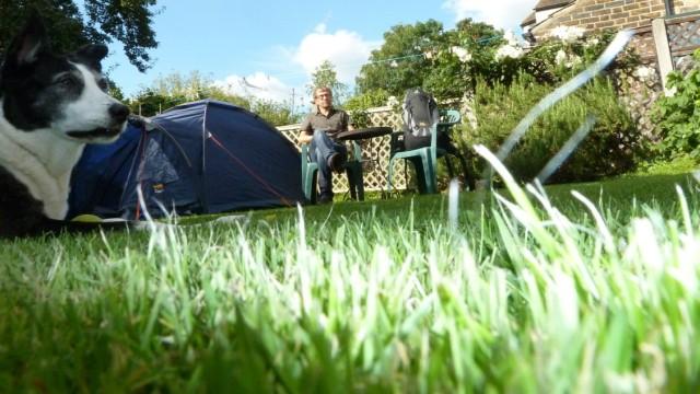 London England Zelten Camping