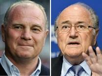 Blatter Hoeneß